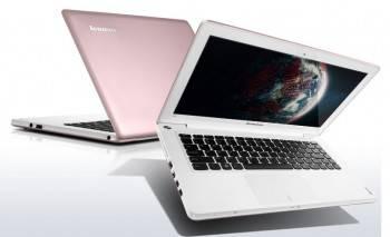 Ультрабук 13.3 Lenovo IdeaPad U310 розовый