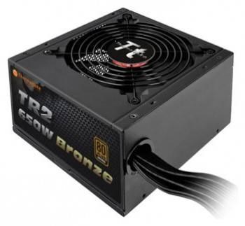 Блок питания для ПК ATX 650W Thermaltake TR-650PCBEU 80+