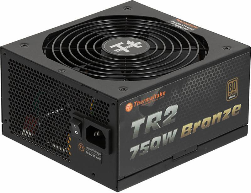 Блок питания THERMALTAKE TR2 SMART TR-750P Bronze (TR-750PCBEU) - фото 1