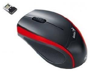 Мышь Genius DX-7010 красный/черный - фото 2