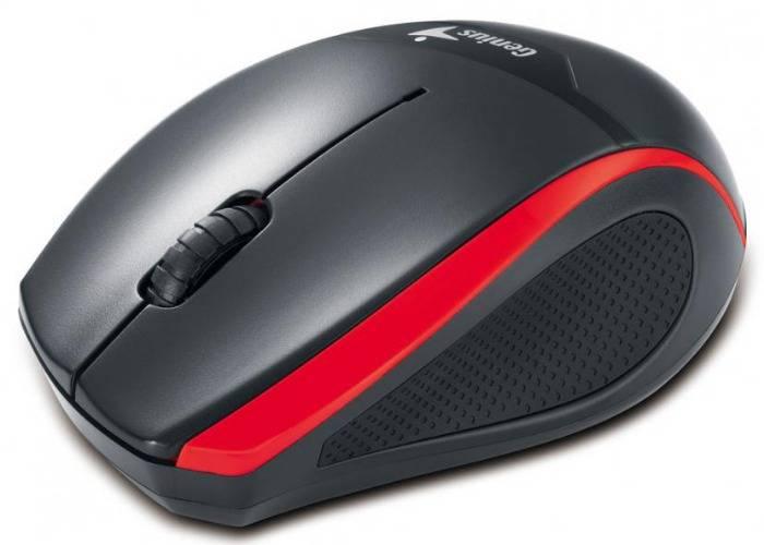 Мышь Genius DX-7010 красный/черный - фото 3