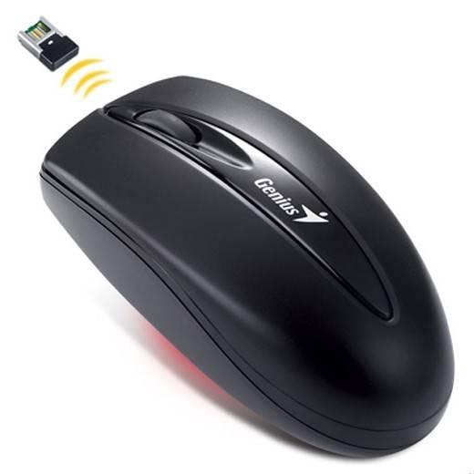 Мышь Genius Traveler 7000 черный - фото 1