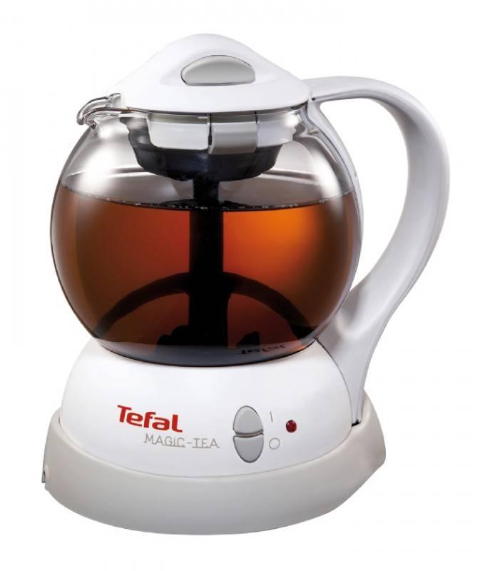 Чайник электрический Tefal BJ100032 белый - фото 1
