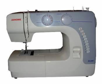Швейная машина Janome EL530 белый