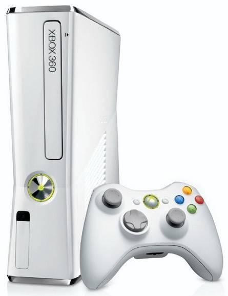 Игровая консоль Microsoft Xbox 360 RKB-00055 белый - фото 2