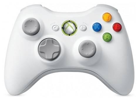 Игровая консоль Microsoft Xbox 360 RKB-00055 белый - фото 4
