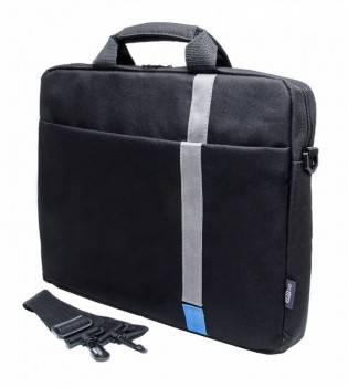 """Сумка для ноутбука 15.6"""" PC Pet HQ Classic черный (PCP-1001BL)"""