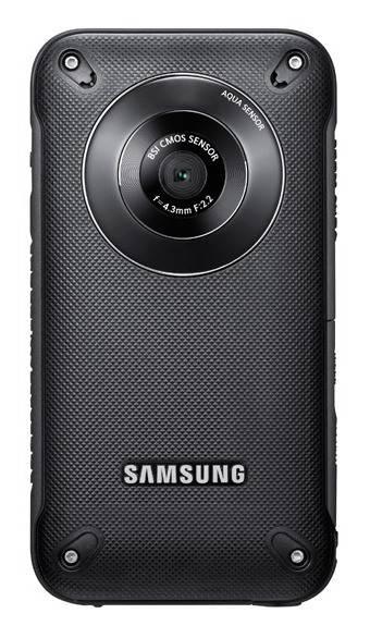 Видеокамера Samsung HMX-W350 черный - фото 1