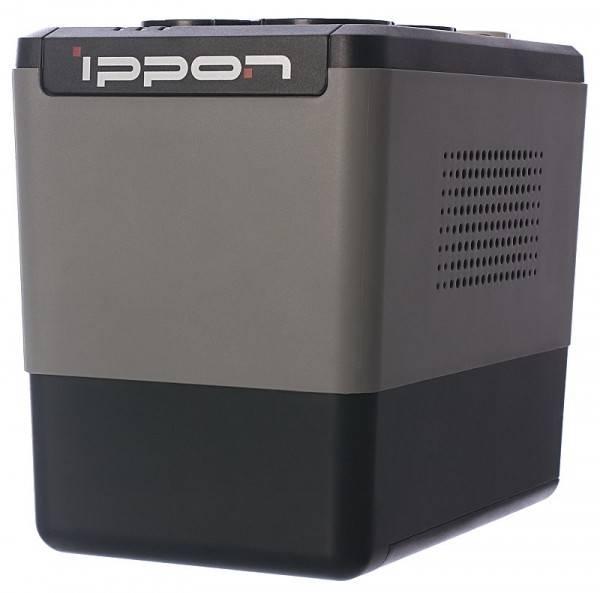 ИБП Ippon Back Verso 600 - фото 1