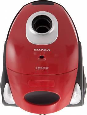 Пылесос Supra VCS-1530 красный (3425)