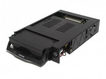 Сменный бокс для HDD AgeStar MR3-SATA (k)-F SATA черный (SR3P(K)-1F BLACK)