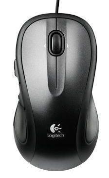 Мышь Logitech M318e черный/серый - фото 1