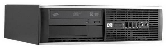 Системный блок HP Elite 8300 SFF черный - фото 1
