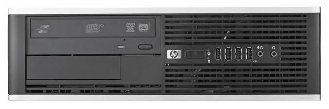 Системный блок HP Elite 8300 SFF черный - фото 2