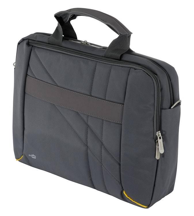 """Сумка для ноутбука 15.6"""" PC Pet PCP-W6715GR серый - фото 2"""