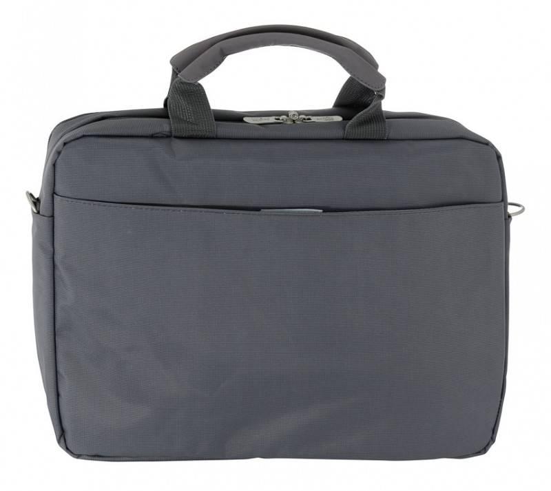"""Сумка для ноутбука 15.6"""" PC Pet PCP-W6715GR серый - фото 3"""