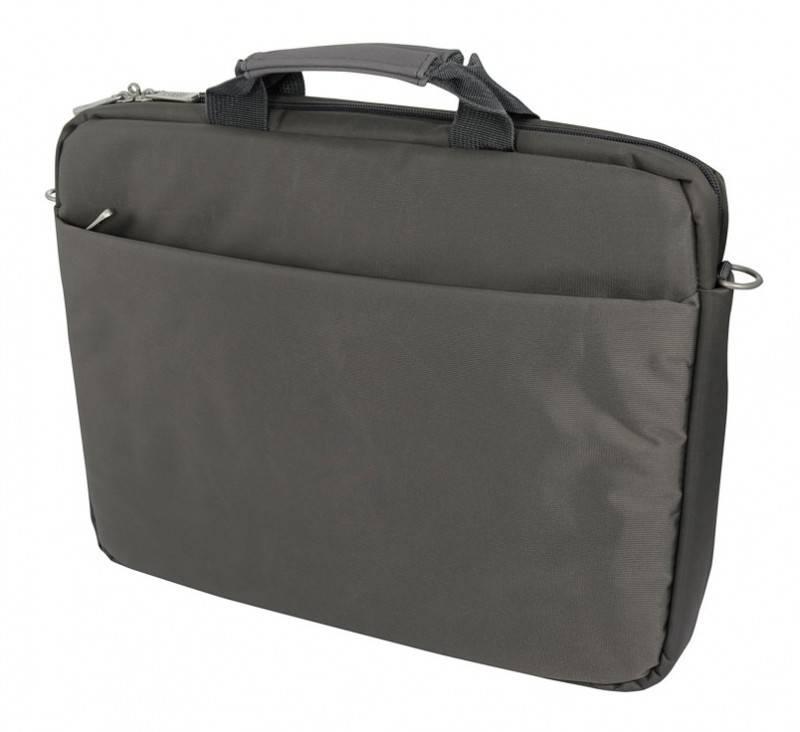 """Сумка для ноутбука 15.6"""" PC Pet PCP-W6750GR серый - фото 4"""