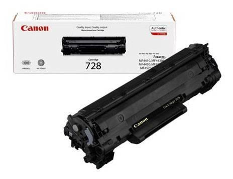 Тонер Картридж Canon 728 3500B010 черный - фото 1