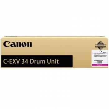 Блок фотобарабана Canon C-EXV34 M цветной (3788B003AA 000)
