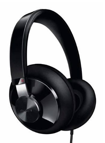 Наушники Philips SHP6000/10 черный - фото 1