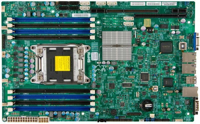 Платформа SuperMicro SYS-5027R-WRF - фото 4