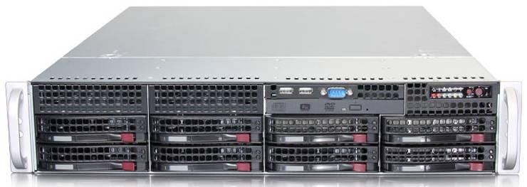 Платформа SuperMicro SYS-5027R-WRF - фото 1