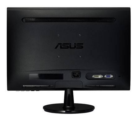 """Монитор 18.5"""" Asus VS197DE черный (90LMF1301T02201C-) - фото 4"""