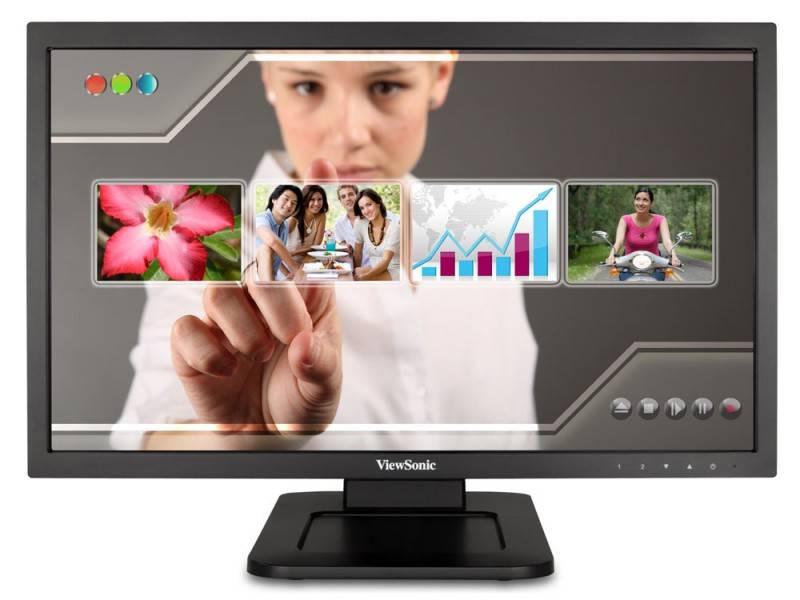 """Монитор 21.5"""" ViewSonic TD2220 - фото 1"""