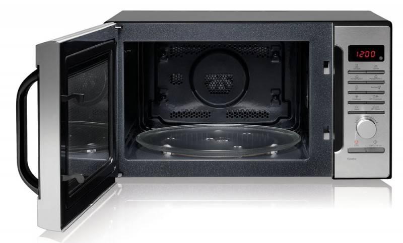 СВЧ-печь Samsung MC285TATCSQ серебристый - фото 5