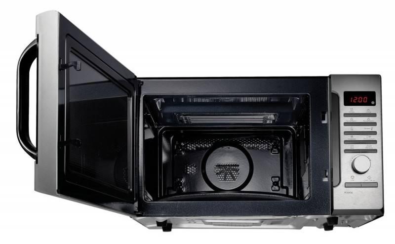 СВЧ-печь Samsung MC285TATCSQ серебристый - фото 6