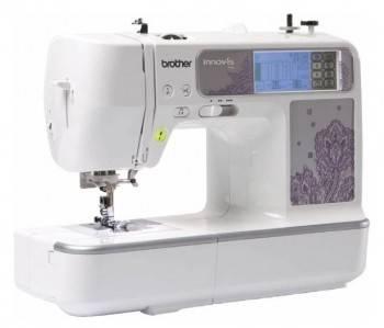 Швейно-вышивальная машина Brother NV950E белый