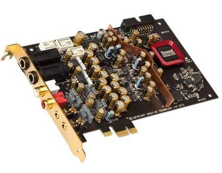 Звуковая карта PCI-E Creative Sound Blaster ZXR 5.1 Ret - фото 4