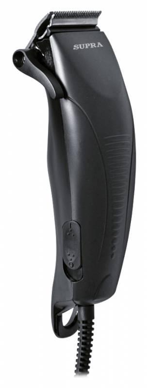 Машинка для стрижки Supra HCS-303 коричневый/черный - фото 1