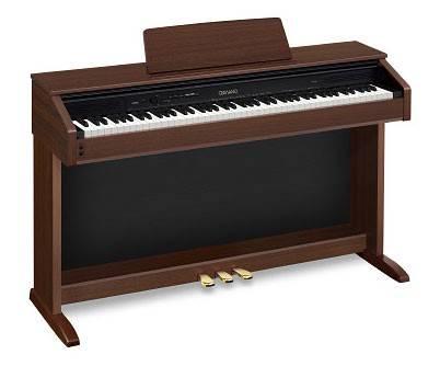 Цифровое фортепиано Casio CELVIANO AP-250ВN коричневый - фото 1