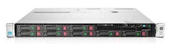 Сервер HP ProLiant DL360p Gen8 - фото 1