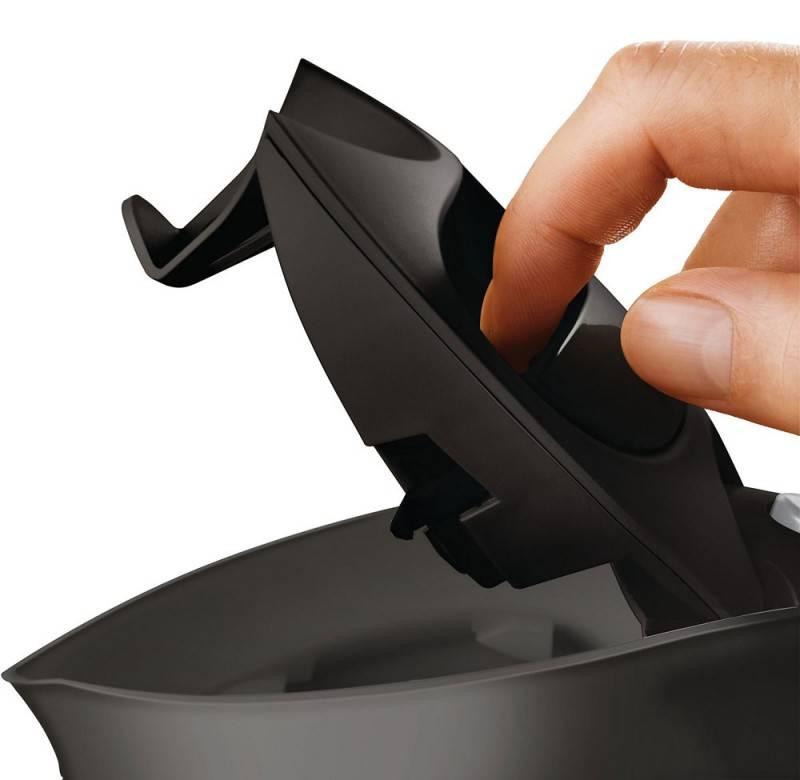 Чайник электрический Philips HD4699/20 черный - фото 4