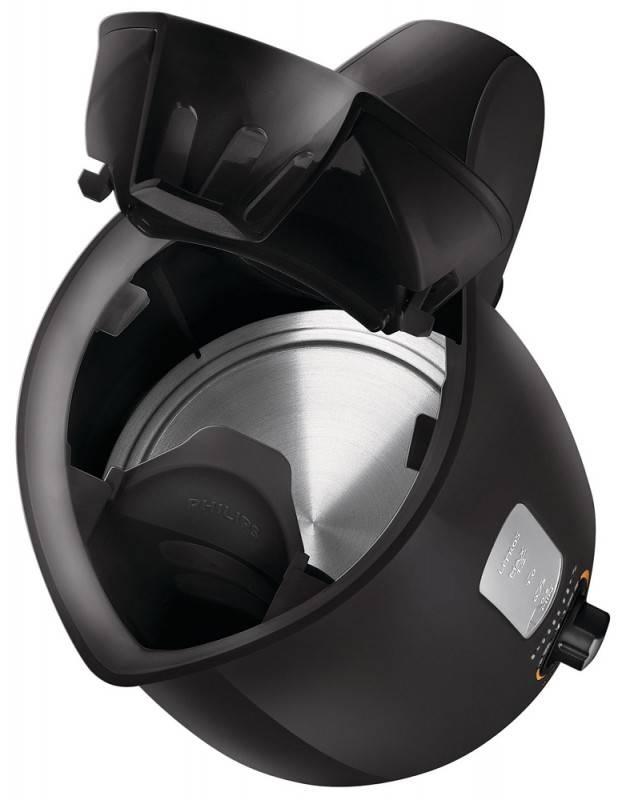 Чайник электрический Philips HD4699/20 черный - фото 2