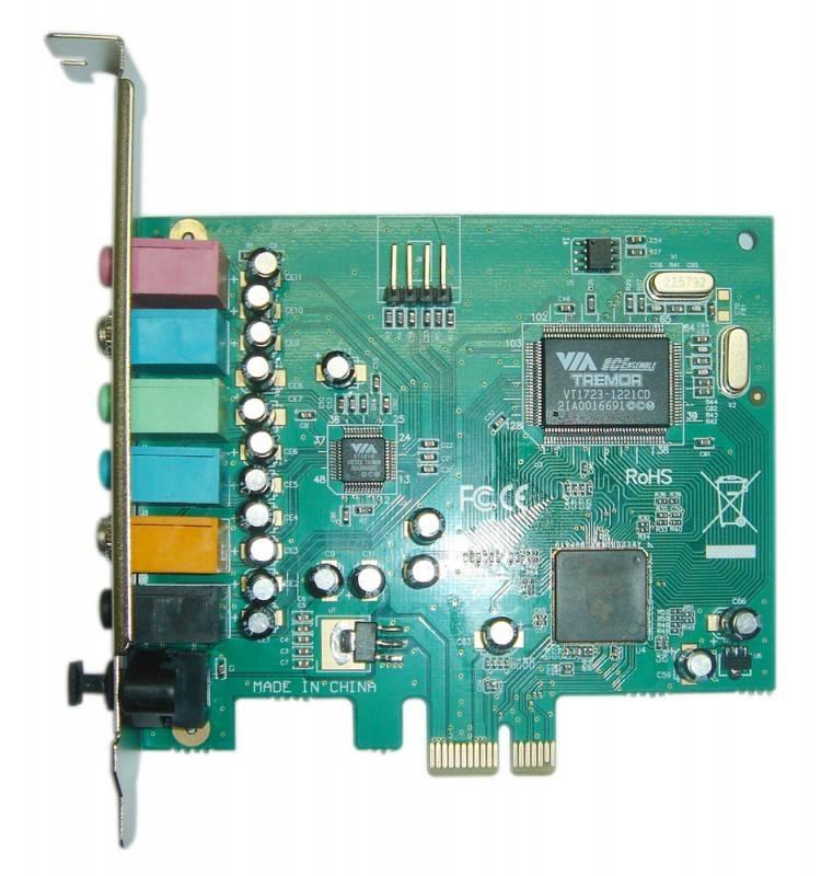 Звуковая карта VIA Envy 24DT - фото 2