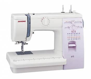 Швейная машина Janome 415 белый