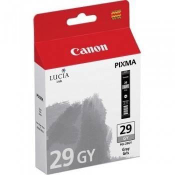 Картридж струйный Canon PGI-29GY серый (4871B001)