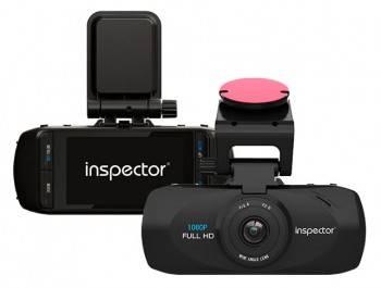 Видеорегистратор Inspector FHD A530 черный