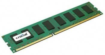 Модуль памяти DIMM DDR3L 2Gb Crucial CT25664BD160BJ
