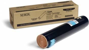 Тонер Картридж Xerox 106R01160 голубой