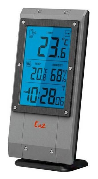 Термометр EA2 OP302 серый - фото 1