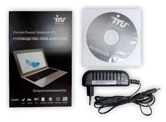 "Нетбук iRU Ultralight 401  11.6"" 1366x768 Intel Atom N2800 1.86ГГц 4096МБ DDR3 500Гб Intel GMA 3650 Windows 7 Home Basic 32-bit - фото 12"