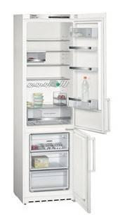 Холодильник Siemens KG39VXW20R белый