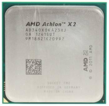 Процессор AMD Athlon X2 340 Socket-FM2 OEM (AD340XOKA23HJ)