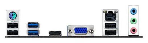 Материнская плата Asus C8HM70-I/HDMI mini-ITX - фото 4