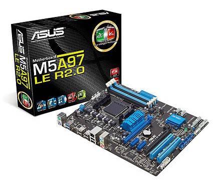 Материнская плата Soc-AM3+ Asus M5A97 LE R2.0 ATX - фото 4