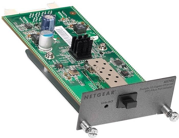 Модуль NetGear AX743-10000S - фото 1